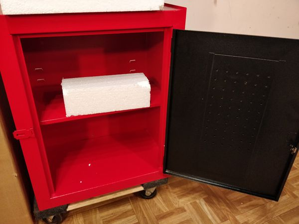 """New tool chest / open box tool box never used, 2 pieces with drawers. L20""""*W11""""*H36"""""""