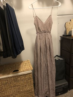 Purple-ish long dress for Sale in Fairfax, VA