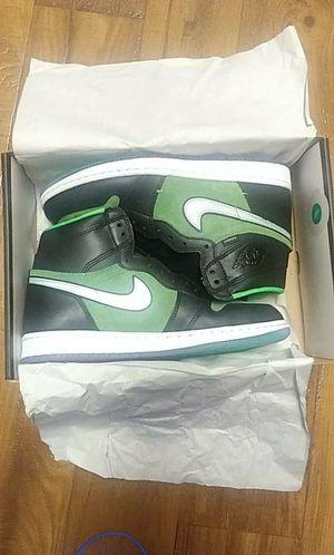 Jordan 1 rage greens... Overseas release for Sale in Charlotte, NC