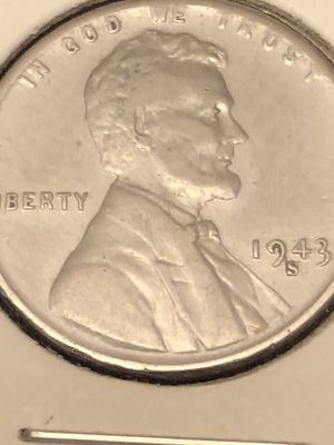1943 Steel Penny for sale | Only 3 left at -60%