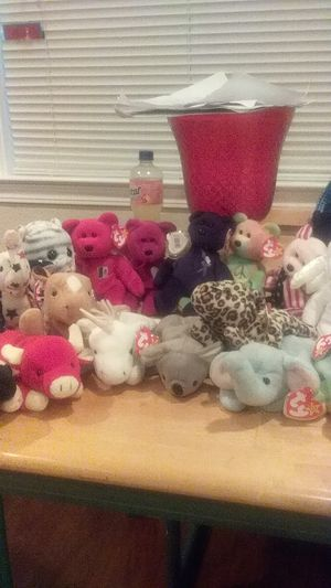 Ty Beanie Baby Bundle for Sale in Redwood City, CA