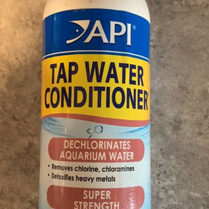 API Tap Water Conditioner For Fish for Sale in Oshkosh, WI