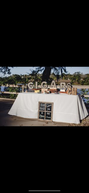Cigar sign and marquee letters for Sale in Hialeah, FL