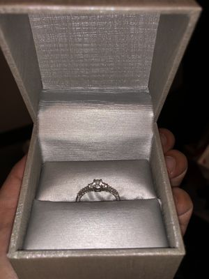 Zales Cubic Zirconia Ring for Sale in Portland, OR
