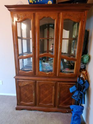 China cabinet for Sale in Tulare, CA