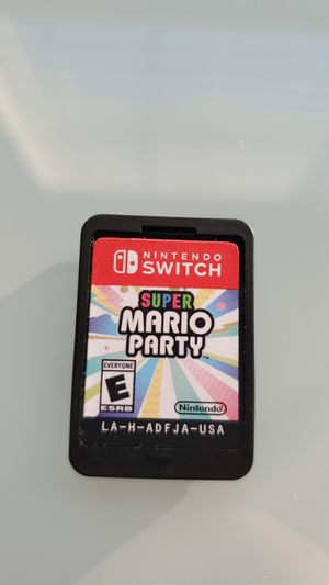 Super Mario Party for Sale in Riverview, FL