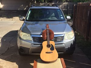 Subaru Forester 2010 sells for $4800 for Sale in Plano, TX
