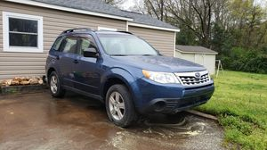 2011 Subaru forester for Sale in Buffalo, SC