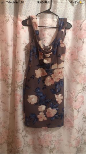 Lilac flower dress for Sale in Brawley, CA
