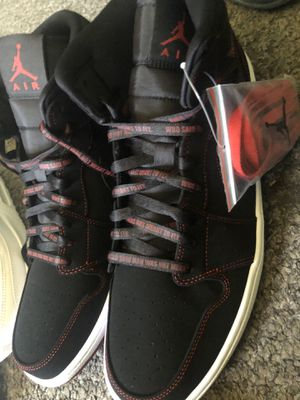 Jordan 1 mid fearless for Sale in Chicago, IL
