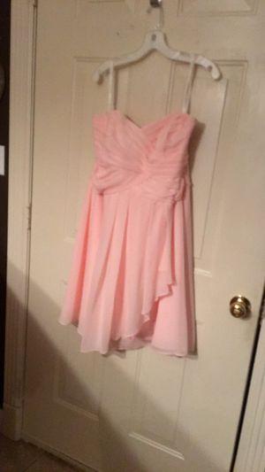 Cute short dress worn in wedding as bridesmaid. for Sale in Glasgow, KY