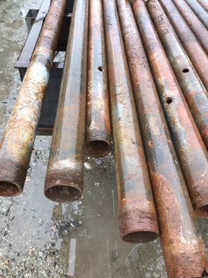Schedule 40 2 inch steel pipe. Various lengths multiple 20 ft and shorter for Sale in Wenatchee, WA