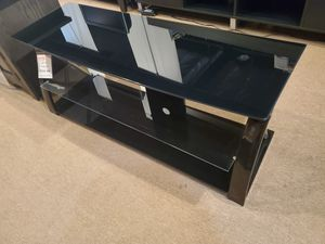 "48"" glass tv stand for Sale in Santa Fe Springs, CA"