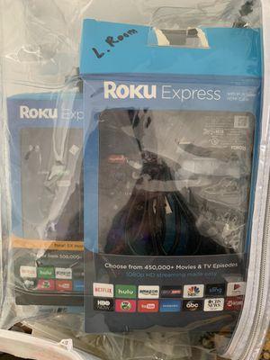 Roku (2) for Sale in Clarksboro, NJ