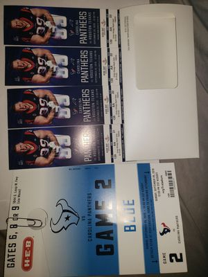 Texans tickets for Sale in Pearland, TX