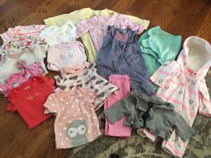 Lot of Baby Girl Clothes for Sale in Port Orchard, WA