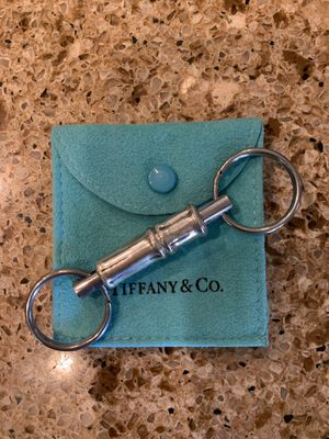 Tiffany & Co. Vintage Silver Detachable Key Ring for Sale in Foothill Ranch, CA