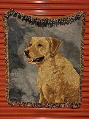 "Large Blanket, staring ""Man's Best Friend"" for Sale in Mesa, AZ"