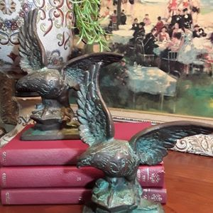 Antique Eagle Bookends for Sale in Greensboro, NC