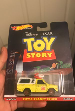 Hot Wheels- Toy Story truck **plz read** for Sale in Los Angeles, CA