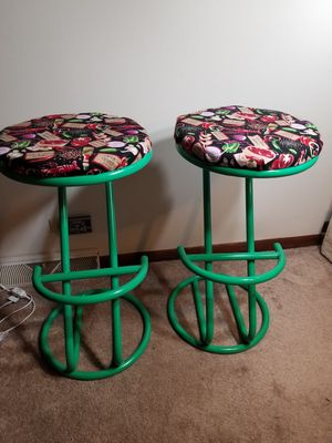 Rehabbed kitchen or bar stools for Sale in Chicago Heights, IL