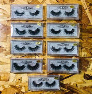 Beautiful 3D lashes for Sale in Fresno, CA