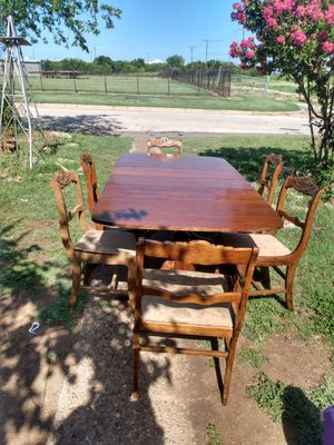 Vintage dinette table with two leaves for Sale in Wichita Falls, TX