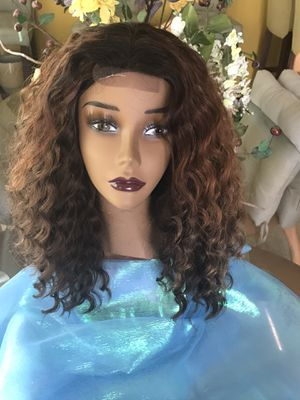 Human Hair Lace Closure Wig :glued: for Sale in Charlotte, NC
