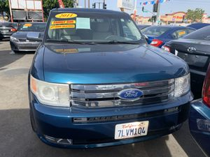 2011 Ford Flex LIMITED EZ CREDIT for Sale in Hawthorne, CA