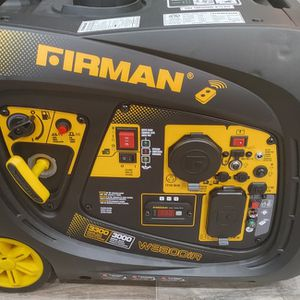 Brand New Firman Model W03083 30 amp generator ***1/2 price*** for Sale in Clermont, FL