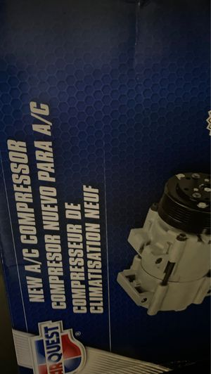 2013 Nissan Altima sv brand new a/c compressor for Sale in Alexandria, VA