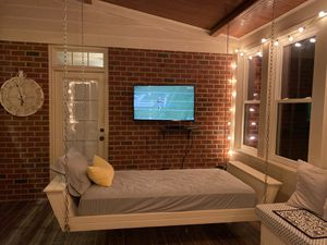 Custom Built Hanging Sunroom Daybed for Sale in Wake Forest, NC