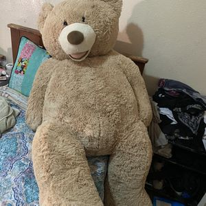 Giant Teddy Bear For Your Tóxica/Toxico for Sale in North Tustin, CA