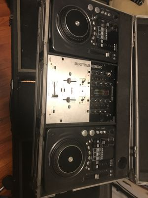 Dj equipment $75 available for Sale in Norwalk, CA