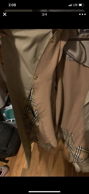 Burberry trench coat for Sale in Columbus, OH