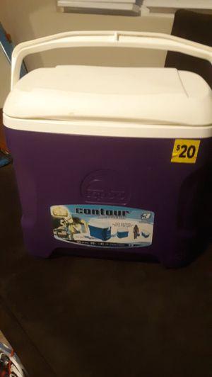 Purple cooler for Sale in Decatur, GA