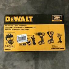 Dewalt 20v 4 Tool Combo for Sale in Tacoma, WA