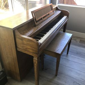 Ivers and Pond Stand up Piano for Sale in San Diego, CA