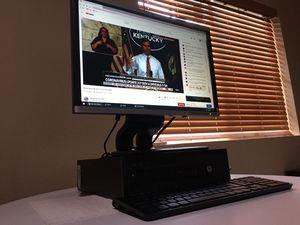 Computer Set - HP Desktop Computer – Windows 10 for Sale in Garden Grove, CA
