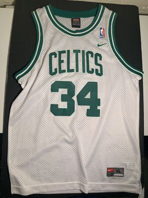 Paul Pierce Nike Celtics Jersey (Kids XL) for Sale in Pembroke Pines, FL