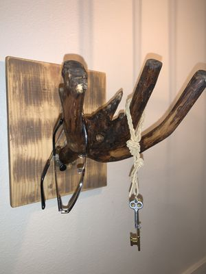 Rustic Driftwood Rack for Sale in Tampa, FL