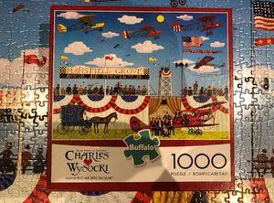 Buffalo Games 1000 Piece Jigsaw Puzzle for Sale in Laguna Beach, CA
