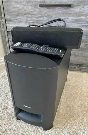 Bose soundbar cinemate 15 for Sale in Cedar Hill, TX