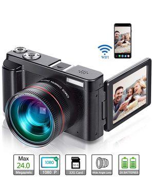 Vlogging Camera for Sale in Rancho Cucamonga, CA