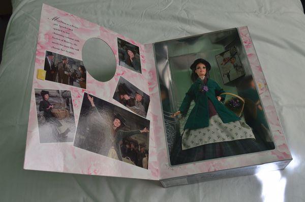 Barbie As Eliza Doolittle In My Fair Lady Collector Ed Mattel 1995