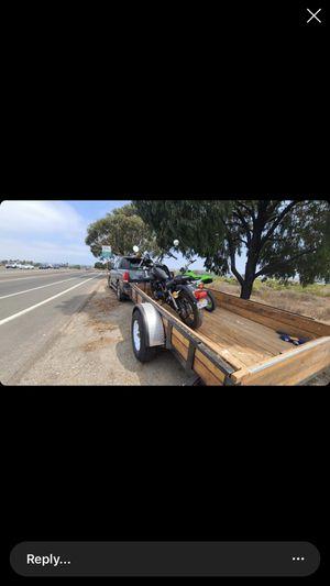 Heavy duty 10 x 12 utility trailer for Sale in San Diego, CA