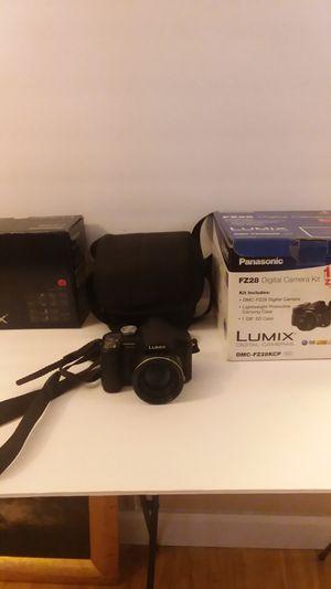 Panasonic fz28 Digital Camera Kit for Sale in Tallahassee, FL