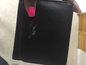 Black Coach Wallet for Sale in Severn, MD