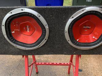 Sony Woofers In Box for Sale in Waco,  TX