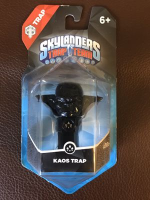 Brand new kaos trap Skylanders trap team for Sale in Burke, VA